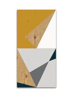 Wood carpet 7 - Панно - Декор