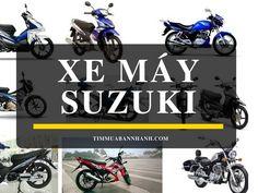 Tìm mua xe máy Suzuki