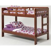 Found it at Wayfair - Chelsea Home Twin over Twin Standard Bunk Bed