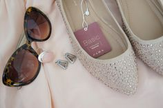 Caroline Berg Eriksen - Page 119 of 1260 - Zara Flats, Sparkle Shoes, Pink Ring, Chanel Ballet Flats, Fall Outfits, Style Me, Girl Fashion, Girly, Sunglasses