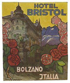 Hotel Bristol - Bolzano, Italy ~ Tony Grubhofer