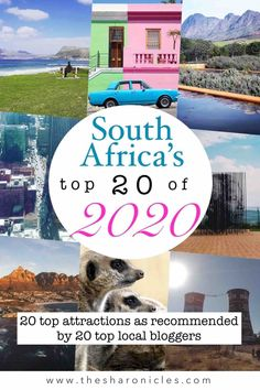 South Africa's top 20 of 2020 Top Travel Destinations, Amazing Destinations, Travel Info, Africa Travel, World Heritage Sites, So Little Time, South Africa, Travel Inspiration, Traveling By Yourself