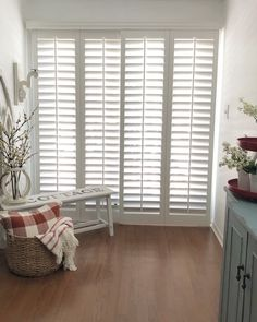 The Best Window Treatments for Sliding Doors - Sunburst Shutters Sliding Door Coverings, Transom Window Treatments, Glass Door Coverings, Patio Door Coverings, Farmhouse Window Treatments, Sliding Door Window Treatments, Sliding Glass Door Shutters, Kitchen Sliding Doors, Sliding Door Curtains