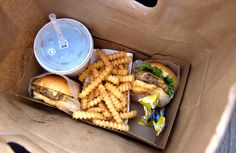 SHAKE SHACK. Burger Stand, Frozen Custard, Shake Shack, Angus Beef, Beef Burgers, Food For Thought, Eye Candy, Food Porn, Yummy Food