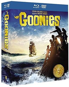 Les Goonies – Edition collector DVD + Blu-ray [Édition Collector Ultime – Blu-ray + DVD + Jeu de société exclusif «Les Goonies»]