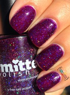 Smitten Polish - Smitten By Your Beauty (BeautySoFly exclusive)