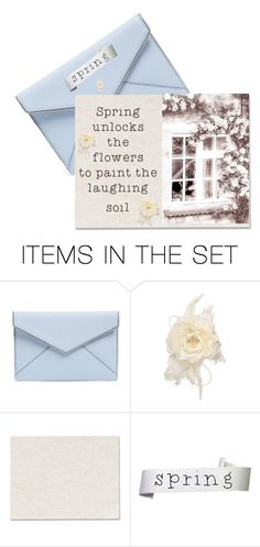 """Spring"" by patchworkcrafters ❤ liked on Polyvore featuring art"