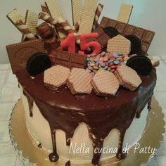 Torta sofficissima al cioccolato