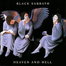 Black Sabbath - Heaven and Hell 1980 first album with Dio as lead singer