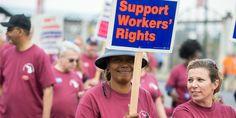 Mary Bottari on Silencing Unions, Margaret Flowers on Undermining Single-Payer