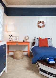 28 Whimsical Ways We Add Color to a Kids Room…