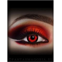 aa94552a90 red vampire contact lenses - Google Search Red Eyes Contacts