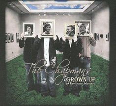 Chapmans - Grown Up, Ivory