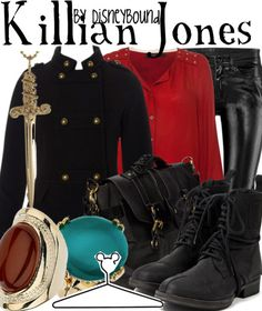 Killian is such an awesome name! Also I forgot Disney owns ABC, and thus Once Upon a Time