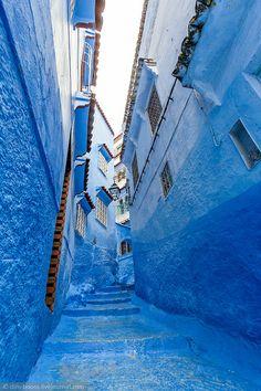 Marocco. Shefshauen
