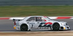 DTM History | 1994 season | DTM.com // In 1994, Mercedes-Benz again managed an impressive counter attack. The new C-Class competing with conventional rear-wheel drive against Alfa Romeo's four-by-fours prevailed in its first year.