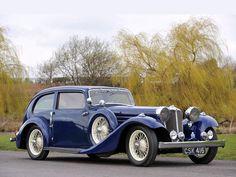 1936 Jaguar - Airline Sedan