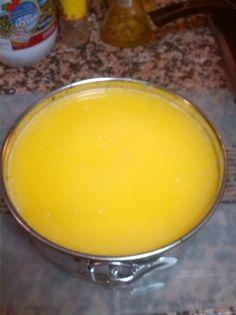 Tarta de limón suave para #Mycook http://www.mycook.es/receta/tarta-de-limon-2/