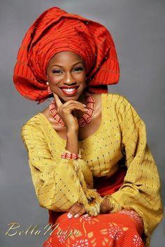 Nigerian traditional wear