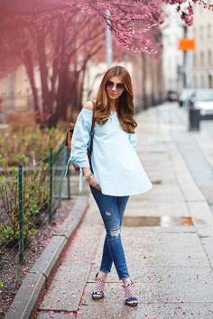 larisa costea, larisa costea blog, the mysterious girl, the mysterious girl blog, fashion blog, blogger, fashion, fashionista, it girl, travel blog, travel, traveler, ootd, lotd, outfit inspiration,look of the day,outfit of the day,what to wear, milam, milano, milan fashion week,milano fashion week, mfw, mfwaw16,mfwaw1617, mfwfw16, mfwfw1617, fashion week, fw16, milan fashion week day 1,mfwday 6, fashion show, presentation, shein, baby blue top,pastel blue, off shoulder top, white blazer…