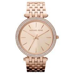 310eb6b357b2 Amazon.com  Michael Kors Women s Darci Rose Gold-Tone Watch MK3192  Michael  Kors  Watches