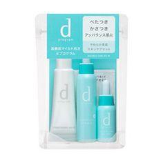 Shiseido d Program Balance Care Set W @cosmeticscherry  CherrysCosmetics.com #Japan #beauty