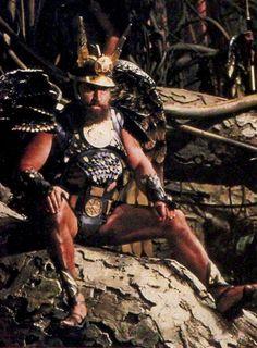 Still of Brian Blessed in Flash Gordon (1980)