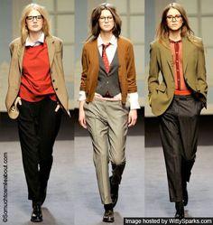 geek chic on the runway #mirabellabeuty #fall #geek