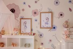 I absolutely am keen on this colouring scheme for these - Sharing The Most Good Designs Girl Nursery, Girl Room, Girls Bedroom, Bedroom Decor, Child Love, Mother And Child, Fantasy Bedroom, Kids Room Organization, Kids Room Design
