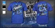 California Allstars (Ontario) - Sapphire