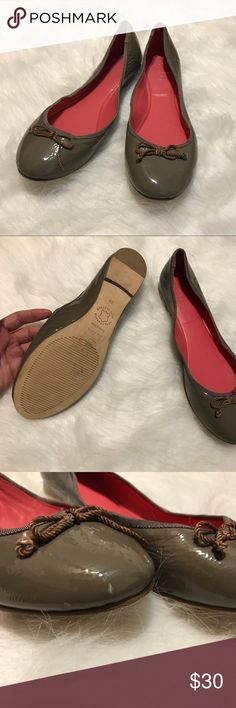 Boden Ballerina Flats Size 39 Beautiful ladies Boden flats, genuine leather. Little white scuff not even noticeable. Boden Shoes Flats & Loafers