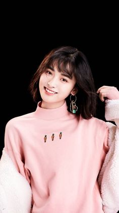 Asian Celebrities, Asian Actors, Celebs, Shan Cai, Meteor Garden 2018, A Love So Beautiful, Chinese Actress, Aesthetic Photo, Beauty Women