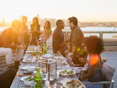 Tips and advice on how to be less awkward at any party by having meaningful conversations as opposed to painful small talk