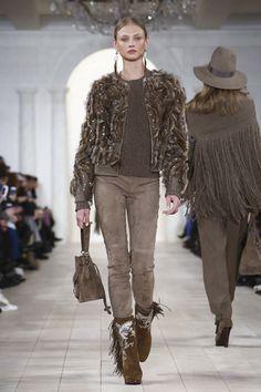 Ralph Lauren Ready To Wear Fall Winter 2015 2016 New York - NOWFASHION