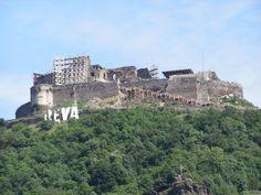 Deva Fortress Romania, Monument Valley, Nature, Travel, Naturaleza, Viajes, Destinations, Traveling, Trips