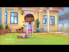 Doc McStuffins Theme Song Lyrics - Kids Song Channel - YouTube