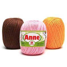 Linha Anne 500 -  Cores Lisas