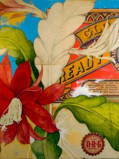 那些被大师渲染的复古夏花 - Michael Mew作品欣赏 - JIMMY  LU - 绵