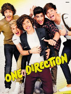 If I could get my eldest daughter, Emily, anything for her 19 birthday I would arrange for her to meet one direction because that would be so awesome! And also One Direction ROCKS!