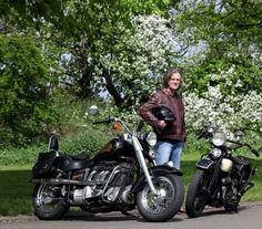James May and his motorbikes