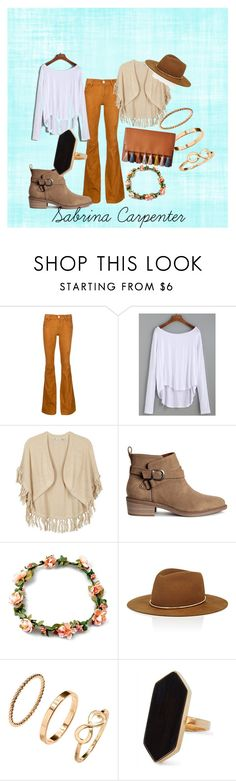 """""""Sabrina Carpenter"""" by harrypotter5731 ❤ liked on Polyvore featuring Alice + Olivia, Kinross, Janessa Leone, H&M, Jaeger and Rebecca Minkoff"""