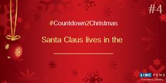 #Countdown2Christmas #SantaClaus