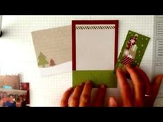 Stampin'Up: D is for Divided Pages!