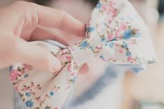 floral bow♡