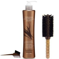 Brazilian Blowout's Split End Repair Solution is the only in-salon service that instantly mends and prevents while prolonging the shape of your cut. This kit is the perfect way to introduce the Split End Repair Treatment to your clients! Split Ends Repair, Split End Treatment, Beauty Tips, Beauty Hacks, Brazilian Blowout, Salon Services, Mirror Mirror, Salons, Hair Makeup