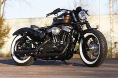 "Harley-Davidson Sportster ""Thunderbike Brown Sugar"""