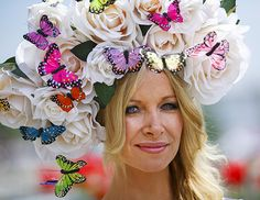 The best hats at the Royal Ascot