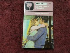 PRIDE AND POWER  BY  ANNE HAMPSON ( MILLS & BOON - VINTAGE )  | eBay