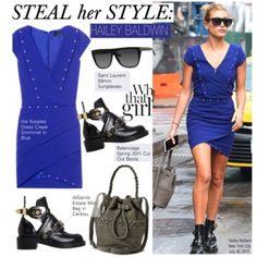 Steal Her Style-Hailey Baldwin