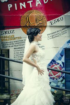 Vestidos con la espalda al aire #weeding #dress #bride #backless